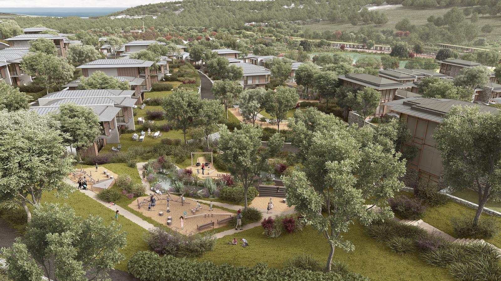Эксклюзивный проект-комплекс вилл в Бейкоз - Фото 39
