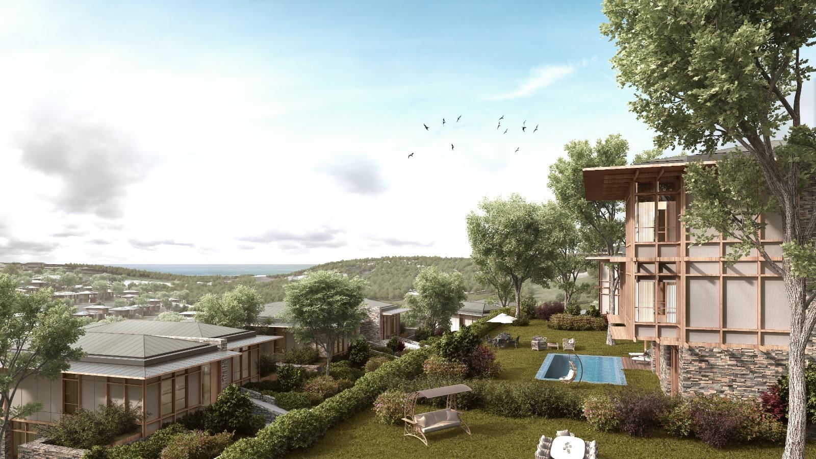 Эксклюзивный проект-комплекс вилл в Бейкоз - Фото 40