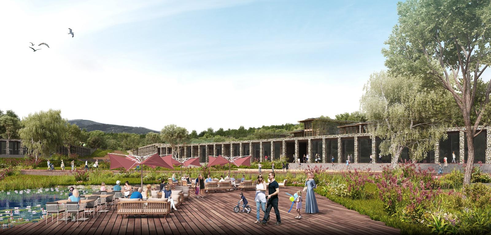 Эксклюзивный проект-комплекс вилл в Бейкоз - Фото 44