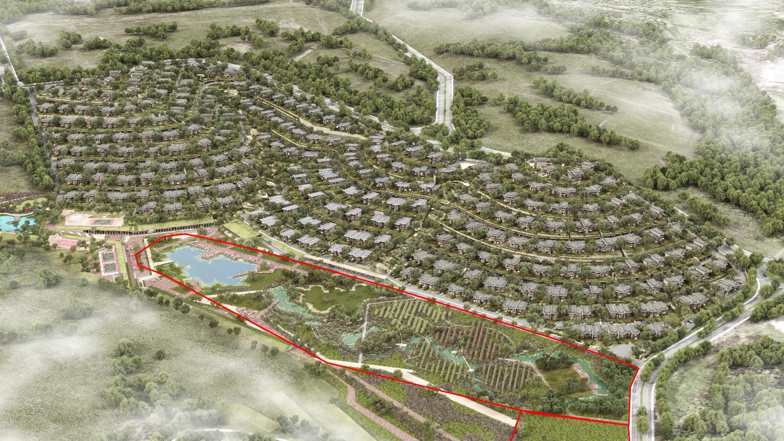 Эксклюзивный проект-комплекс вилл в Бейкоз - Фото 45