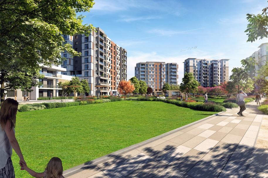 Новый комплекс в районе Башакшехир - Фото 3