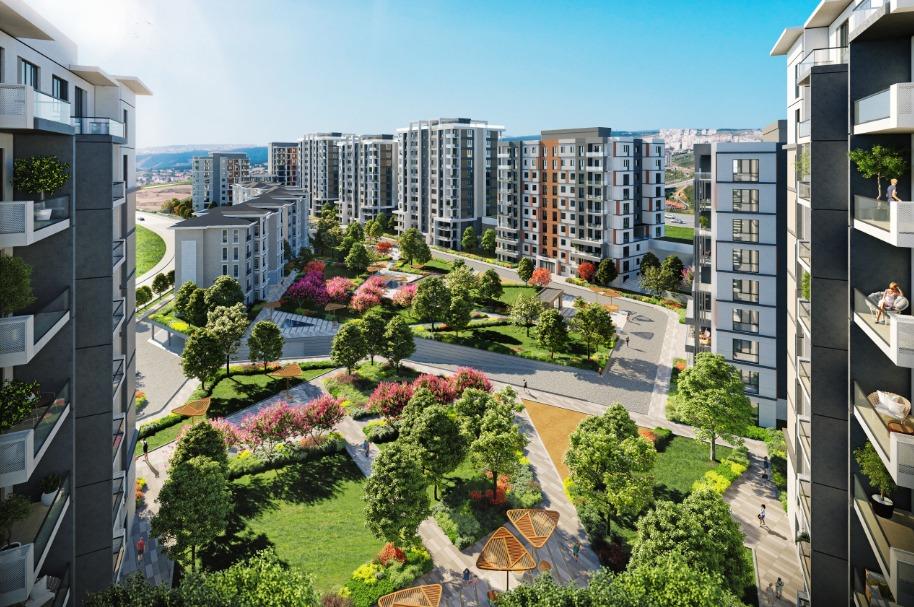 Новый комплекс в районе Башакшехир - Фото 5