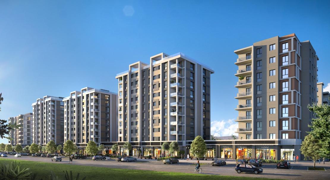 Новый комплекс в районе Башакшехир - Фото 7
