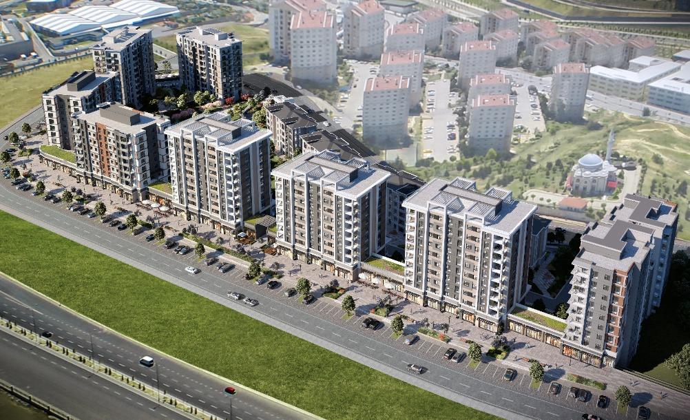 Новый комплекс в районе Башакшехир - Фото 11