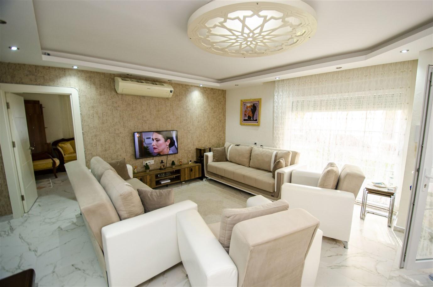 На продажу выставлена квартира В Коньяалты - Фото 1