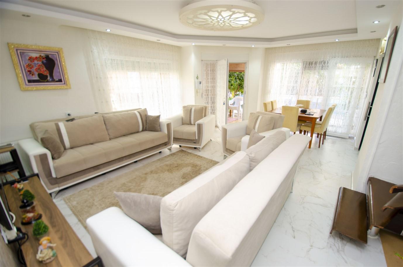 На продажу выставлена квартира В Коньяалты - Фото 3