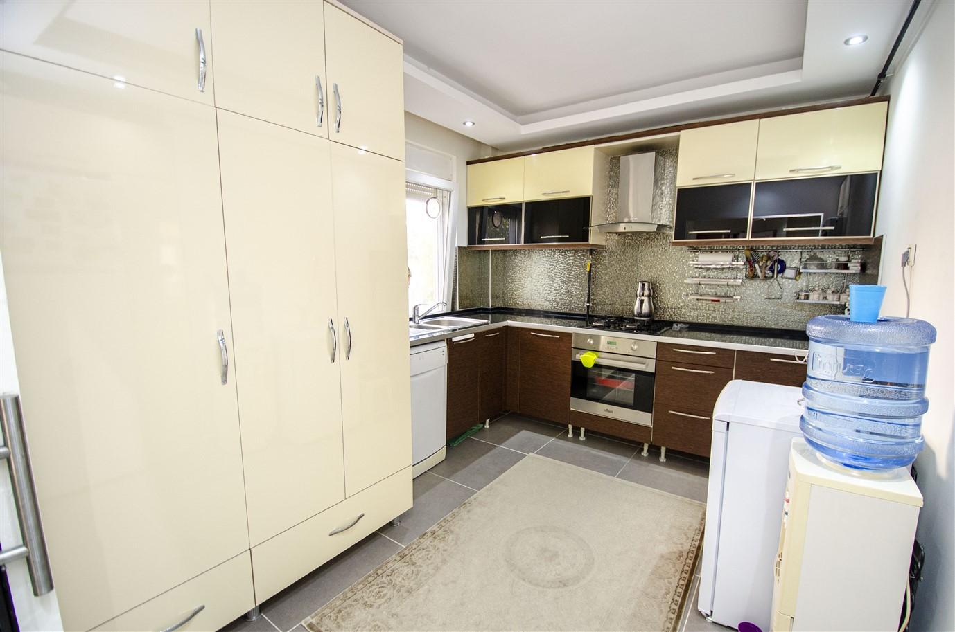 На продажу выставлена квартира В Коньяалты - Фото 9