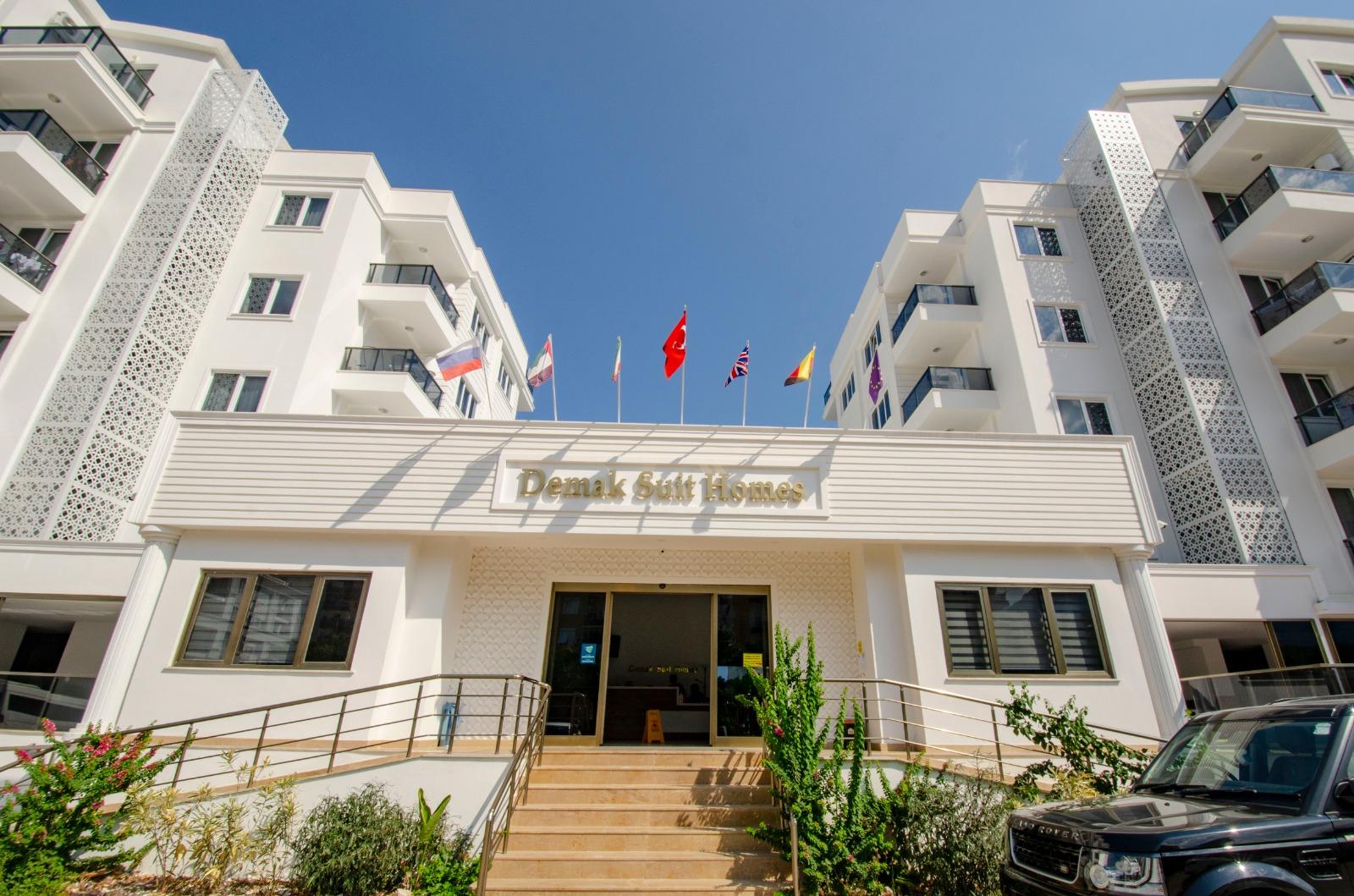 Новая квартира от собственника в Коньяалты - Фото 1