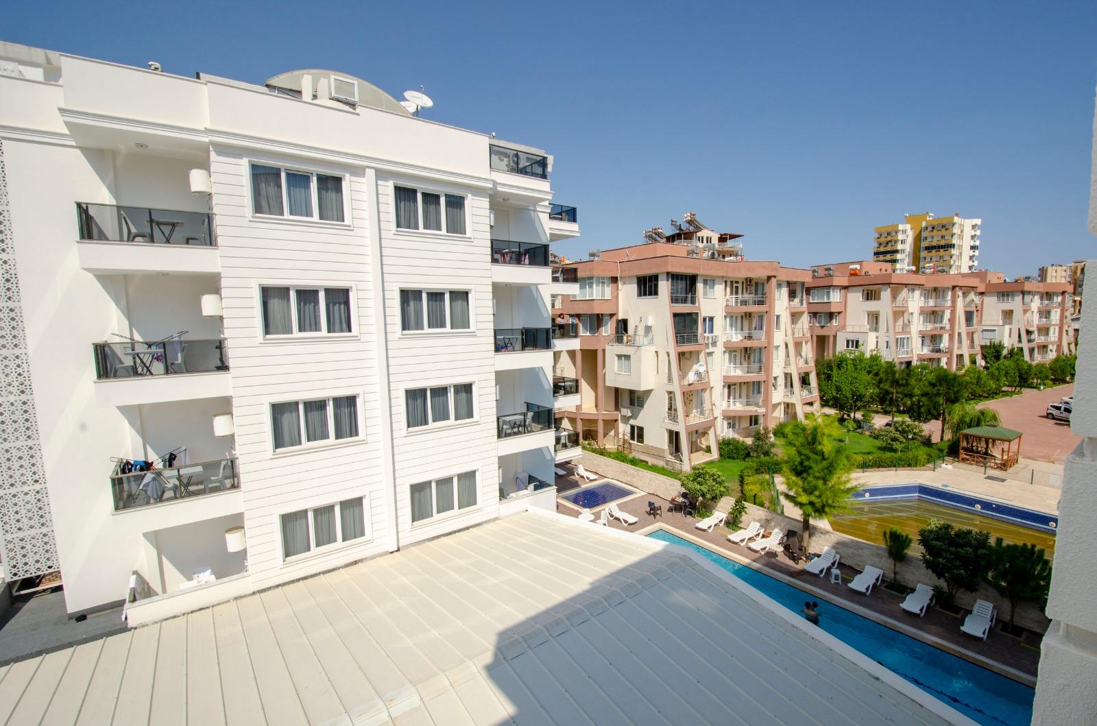 Новая квартира от собственника в Коньяалты - Фото 7