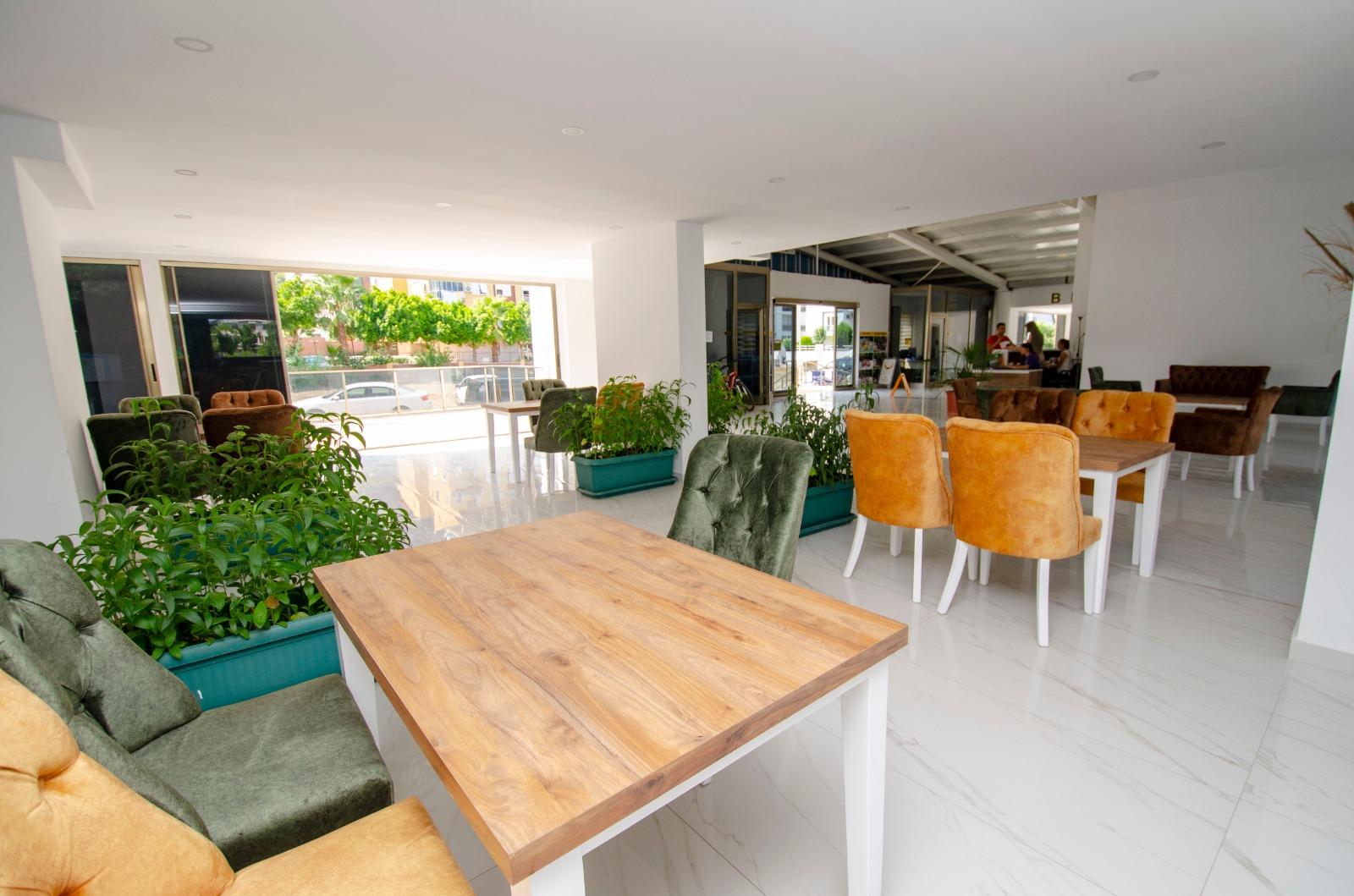 Новая квартира от собственника в Коньяалты - Фото 12