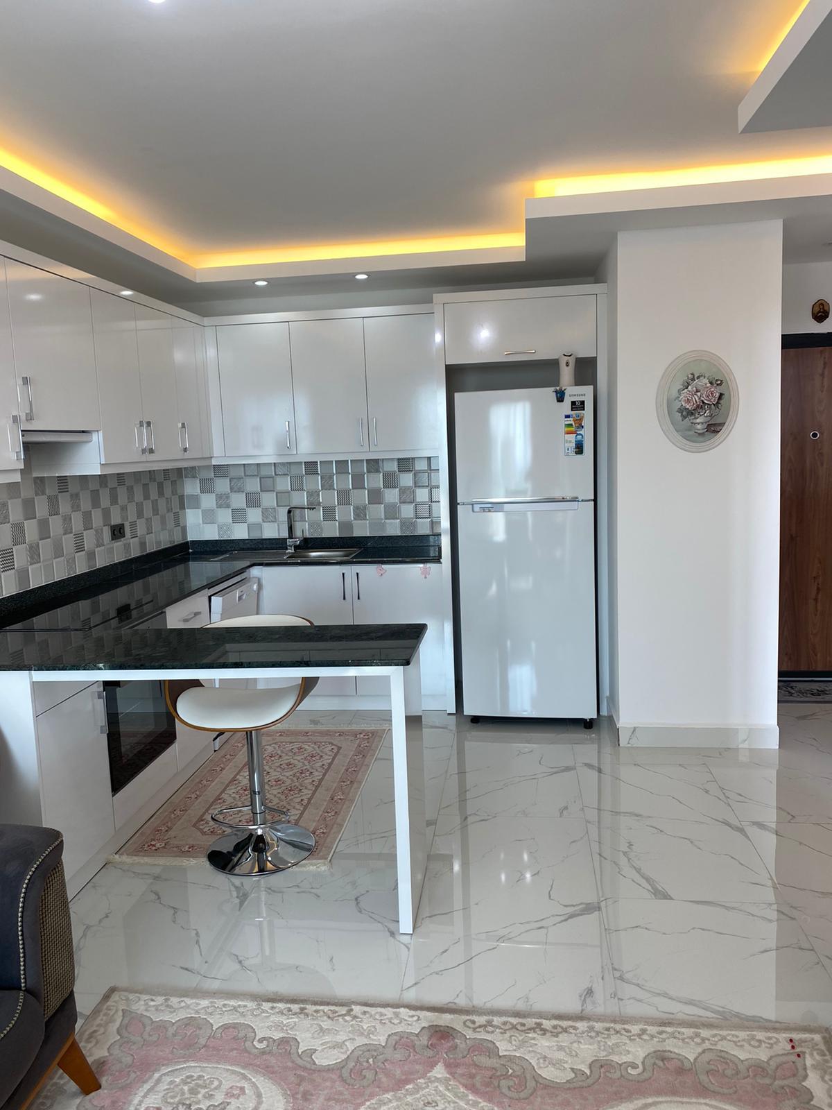 Меблированные апартаменты 1+1 в Махмутларе - Фото 6
