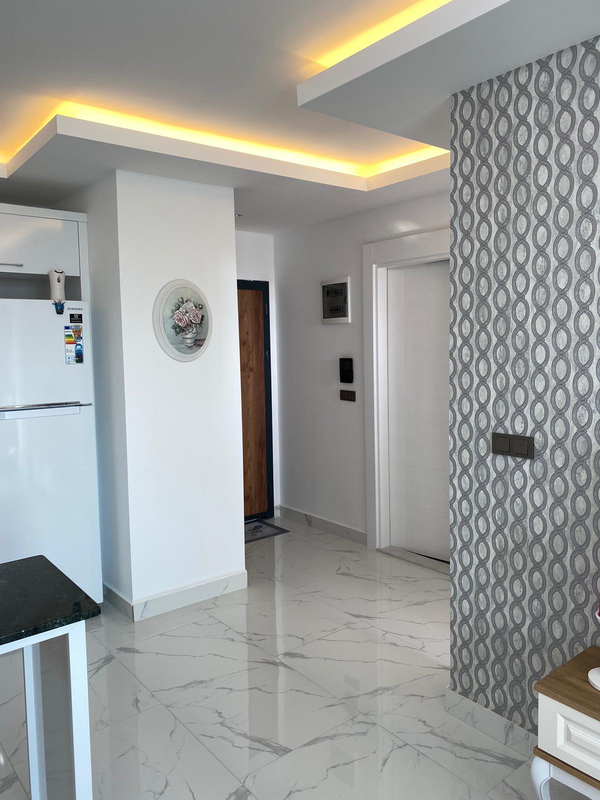Меблированные апартаменты 1+1 в Махмутларе - Фото 8