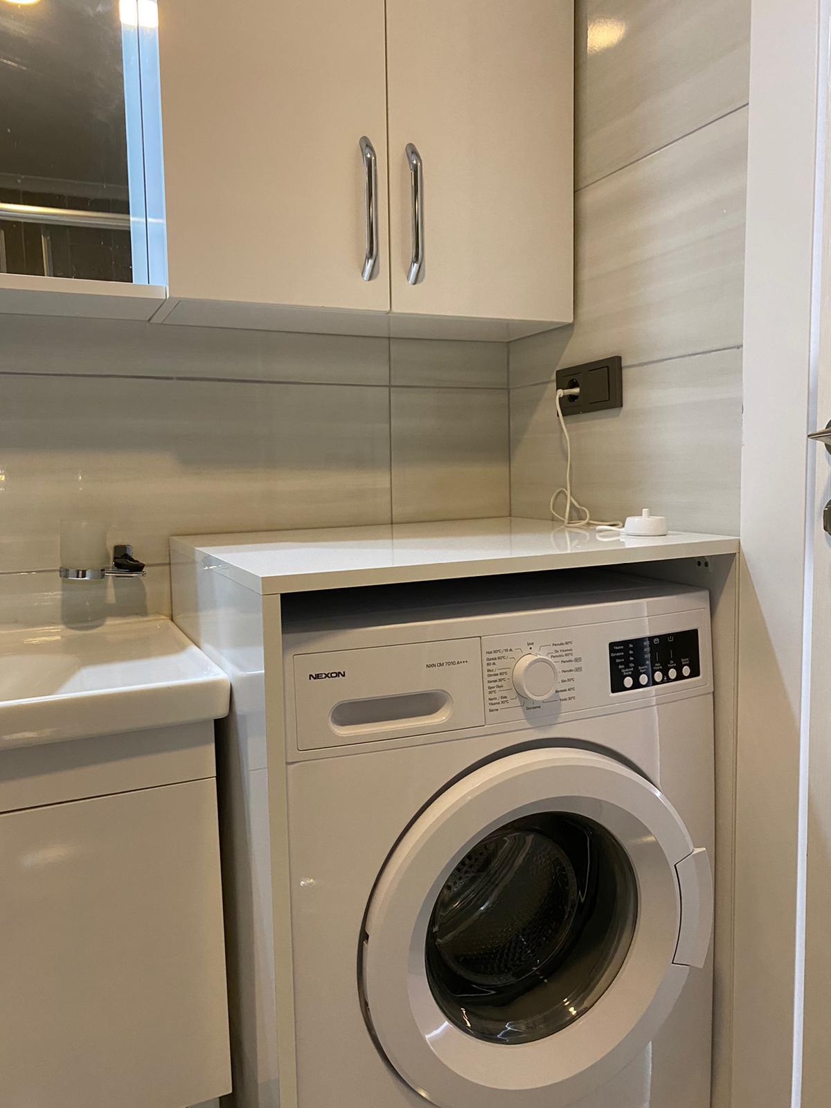 Меблированные апартаменты 1+1 в Махмутларе - Фото 12