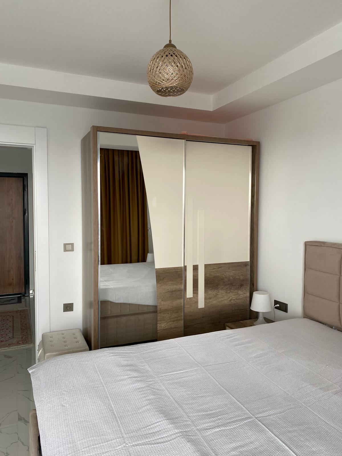 Меблированные апартаменты 1+1 в Махмутларе - Фото 16