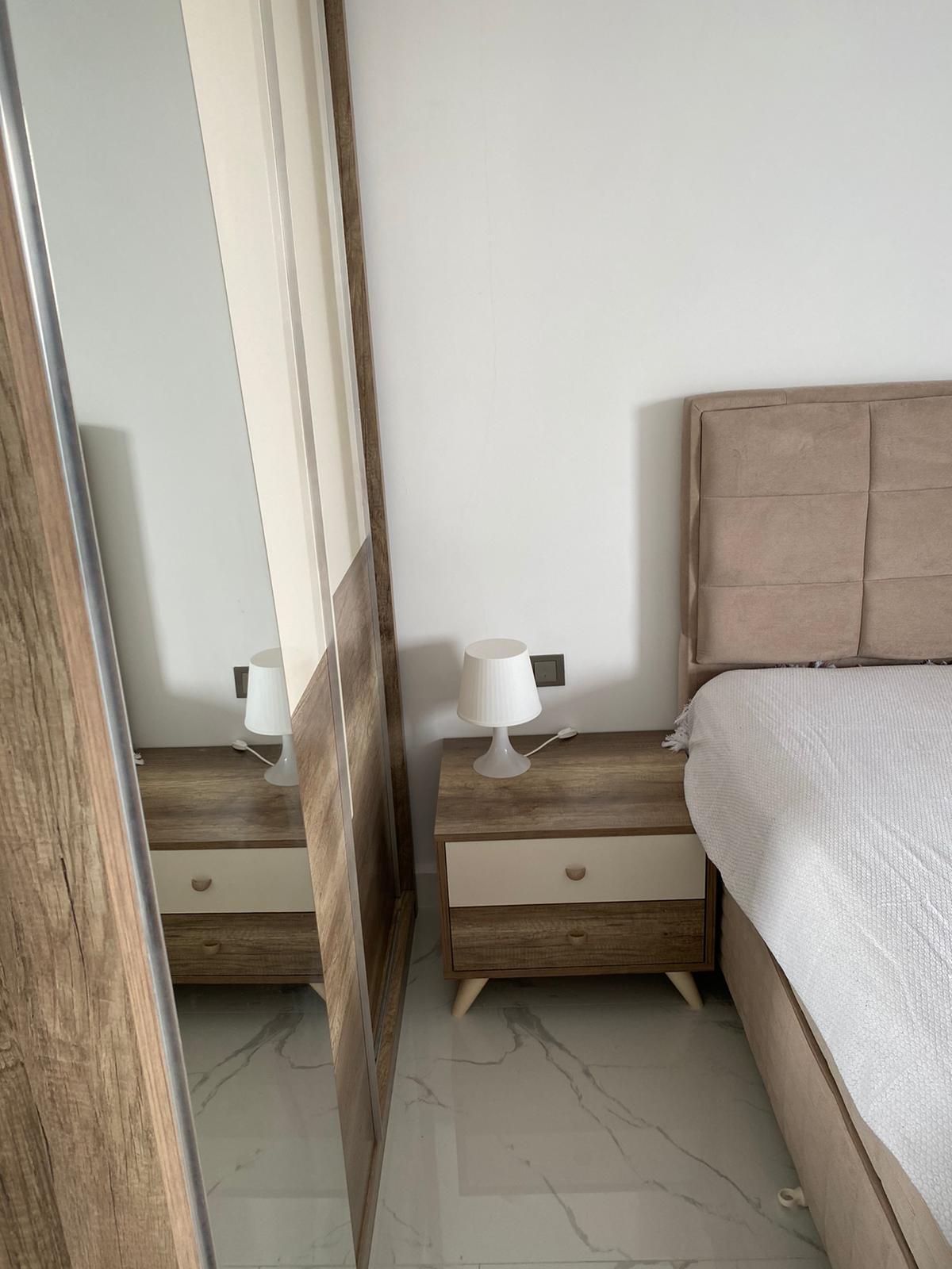 Меблированные апартаменты 1+1 в Махмутларе - Фото 18