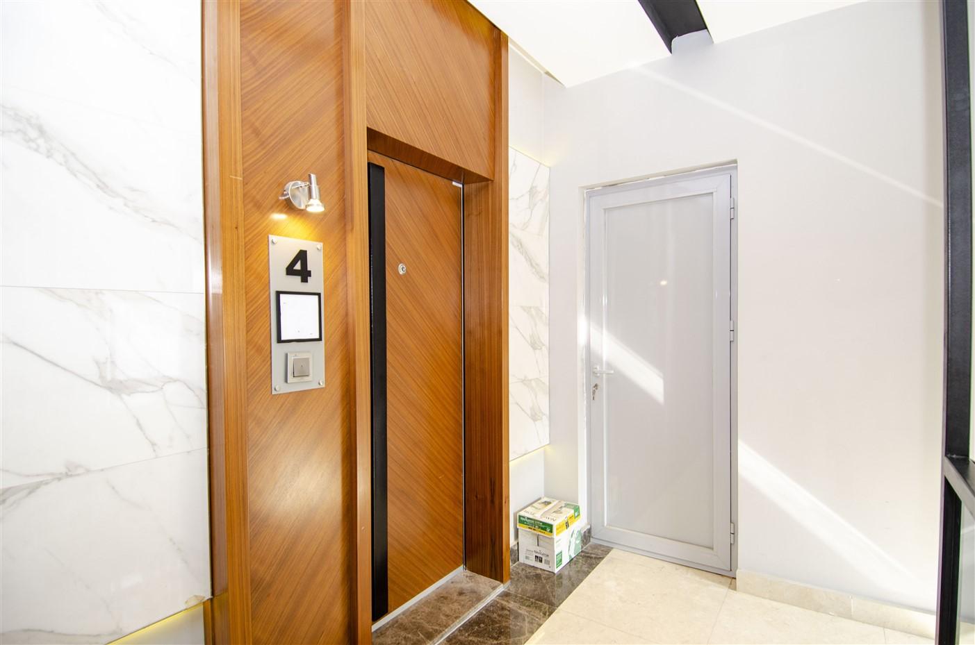 Новые апартаменты 2+1 в центре Анталии - Фото 2