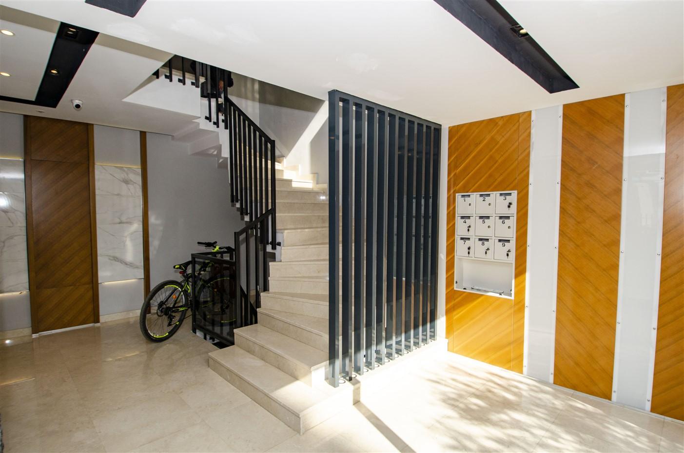 Новые апартаменты 2+1 в центре Анталии - Фото 8
