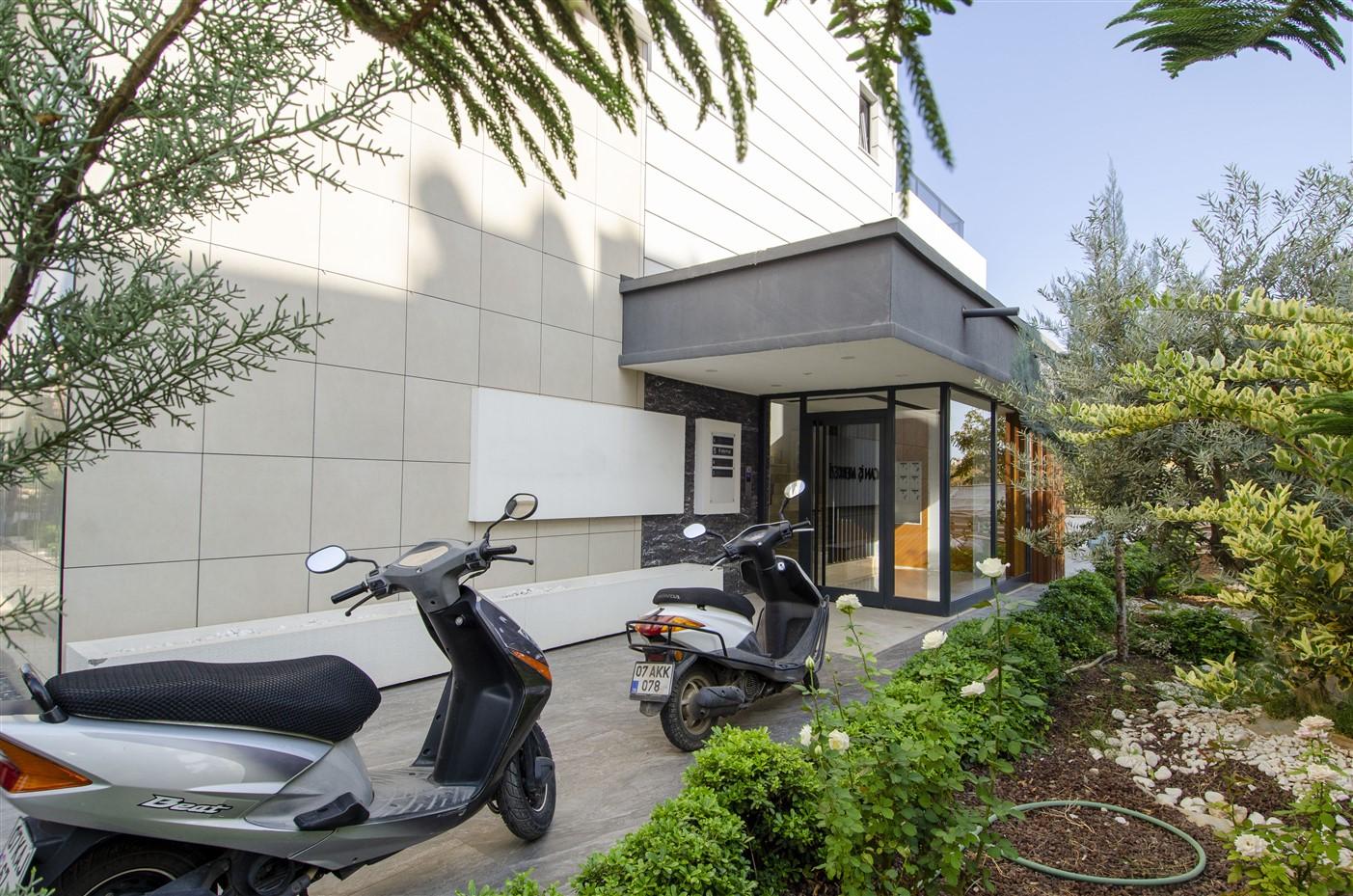 Новые апартаменты 2+1 в центре Анталии - Фото 16