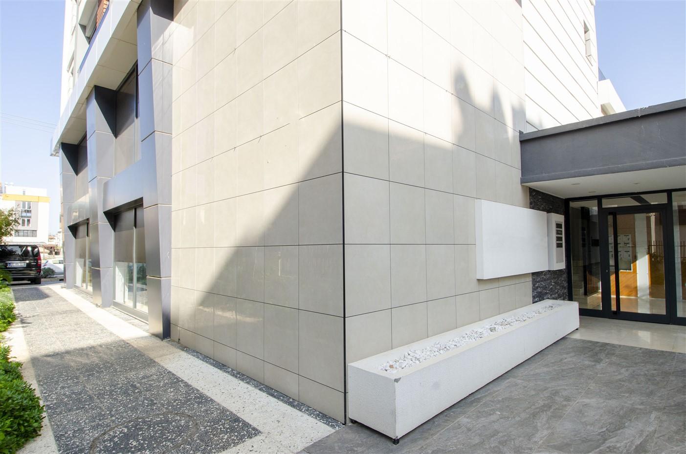 Новые апартаменты 2+1 в центре Анталии - Фото 18