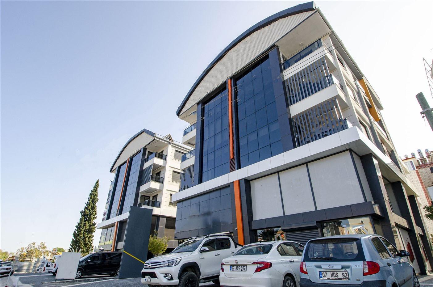 Новые апартаменты 2+1 в центре Анталии - Фото 19