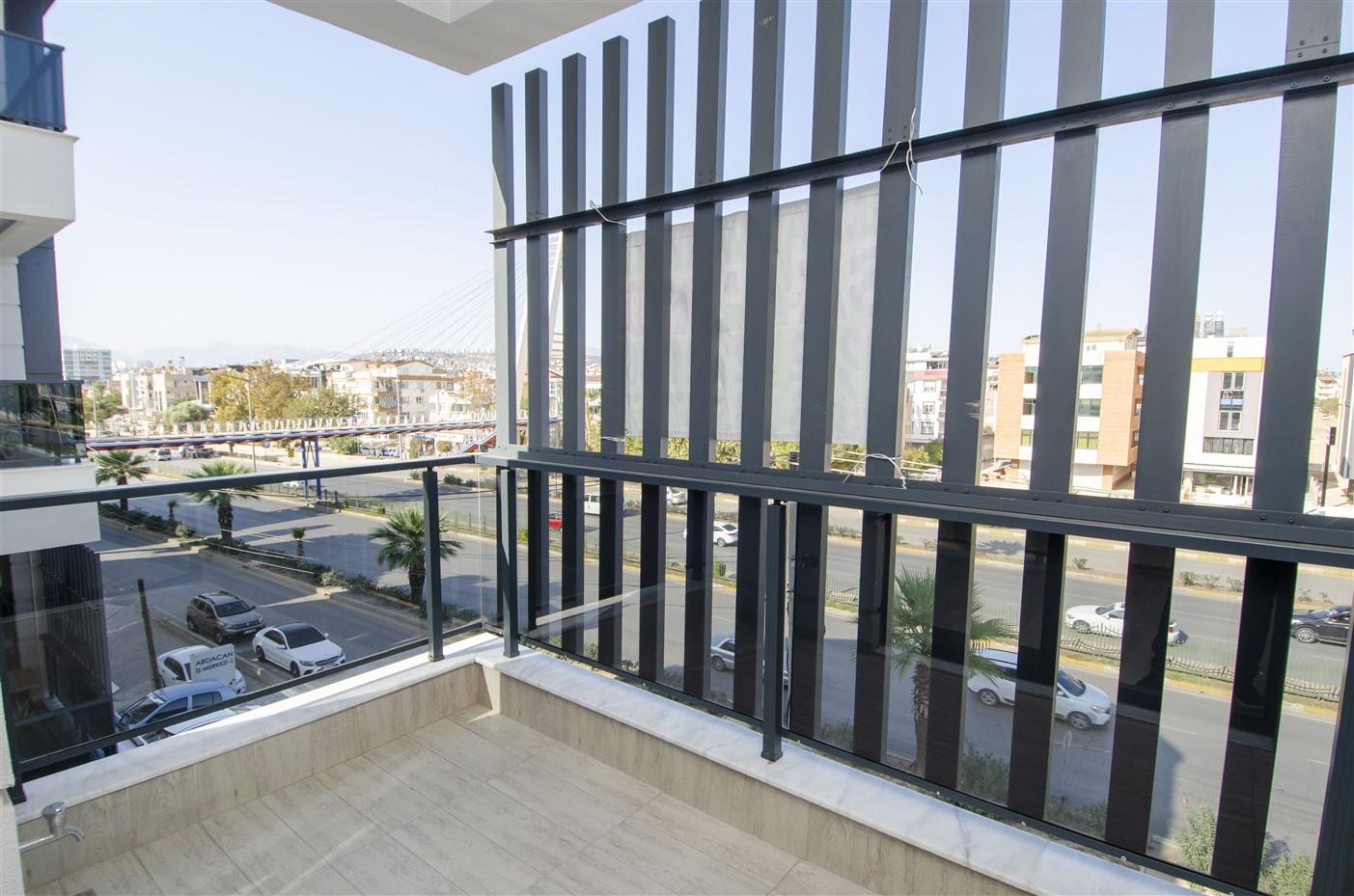 Новые апартаменты 2+1 в центре Анталии - Фото 20