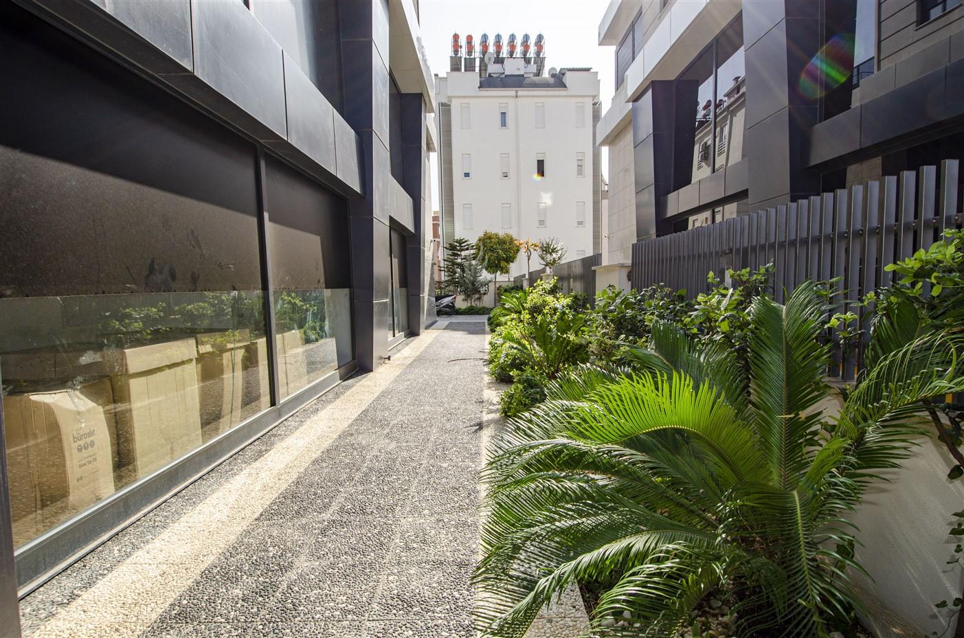 Новые апартаменты 2+1 в центре Анталии - Фото 24