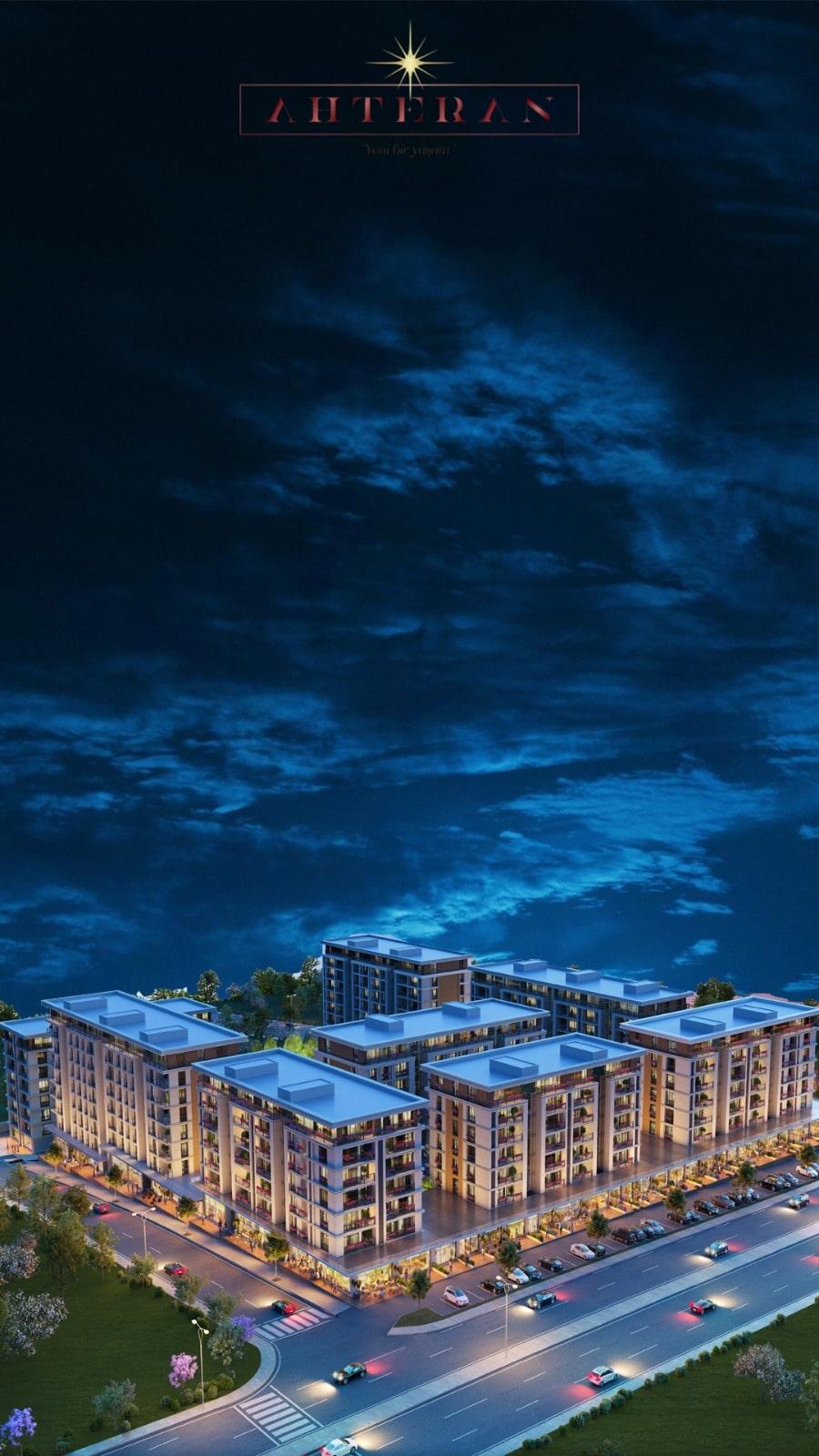 Квартиры планировкой 2+1, 3+1 и 4+1 в Эсеньюрт - Фото 9
