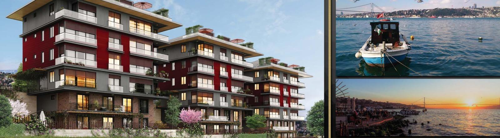 Новый проект в азиатской части Стамбула - Фото 6