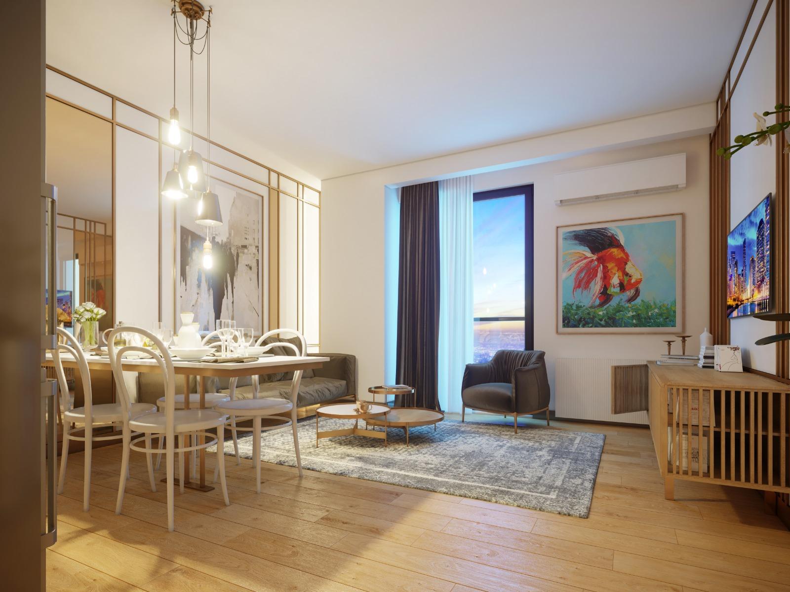 Апартаменты в строящемся комплексе - Фото 1