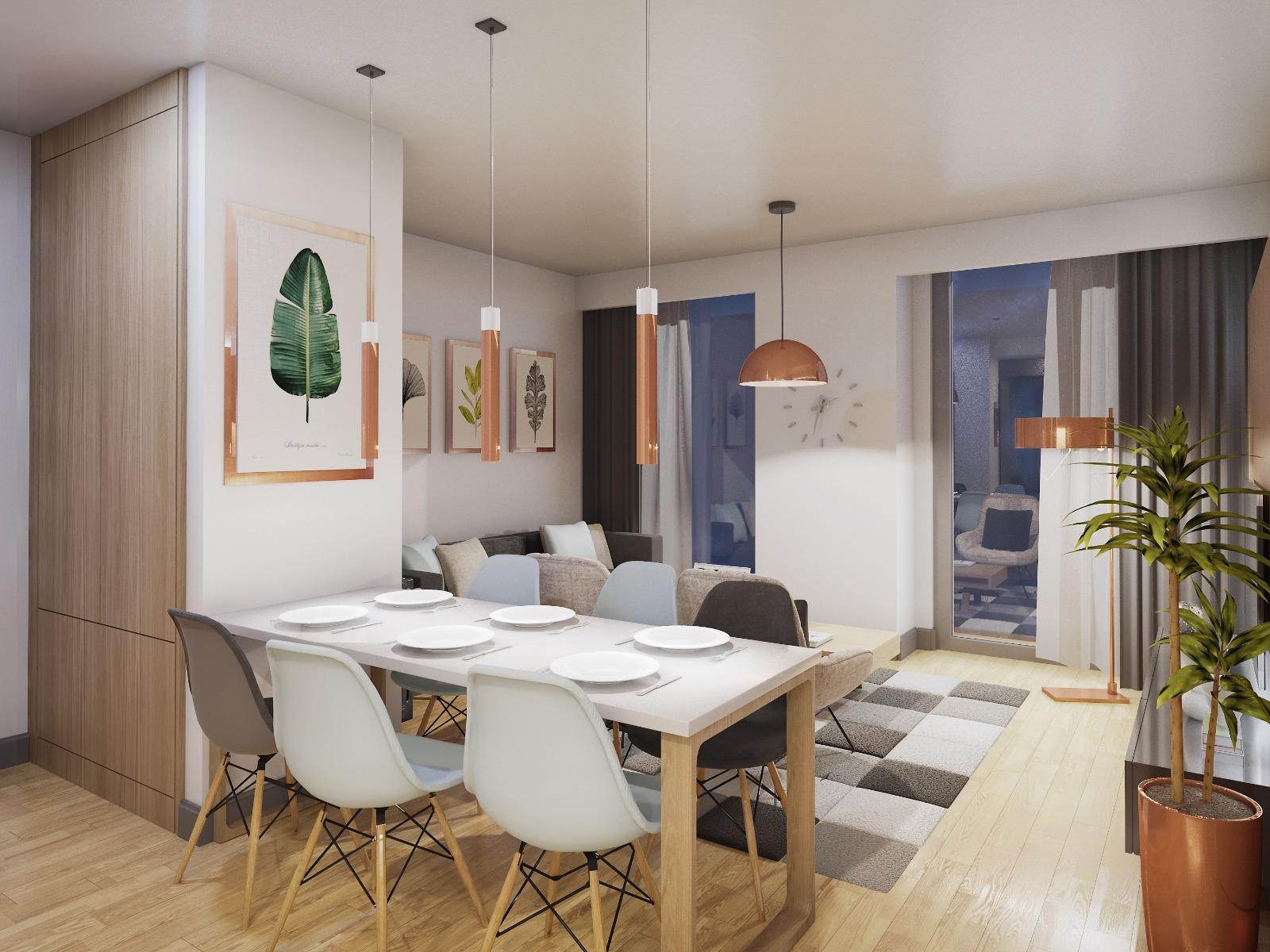 Апартаменты в строящемся комплексе - Фото 6