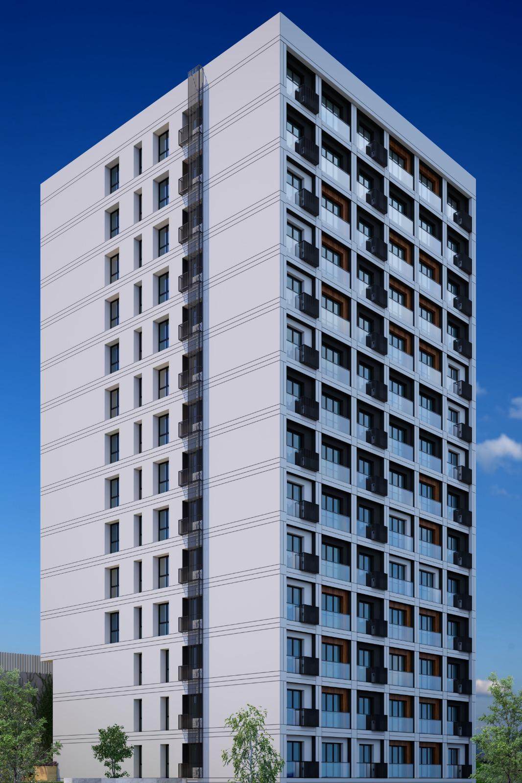 Апартаменты в строящемся комплексе - Фото 9