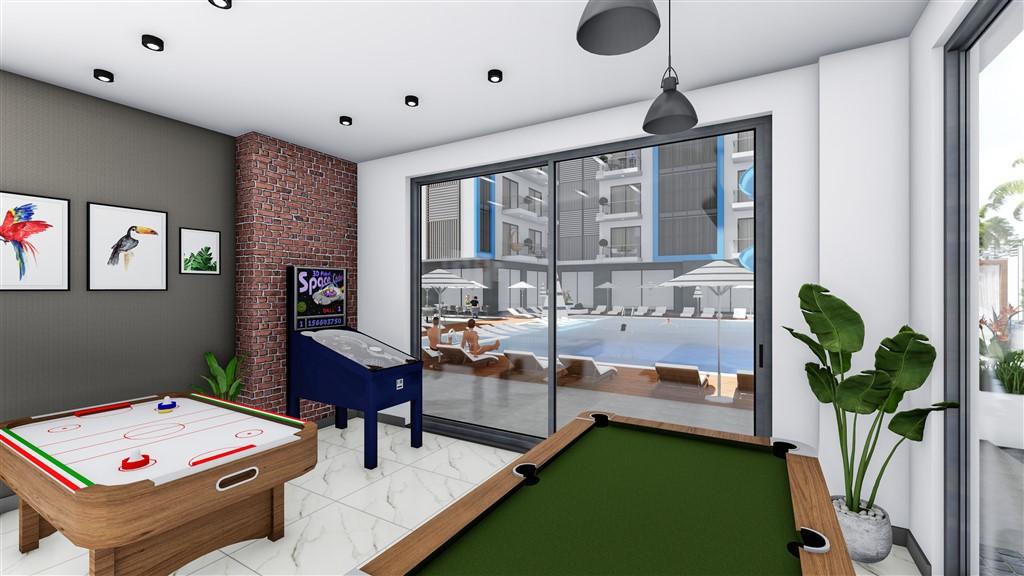 Квартиры и пентхаусы на стадии строительства в Оба - Фото 15