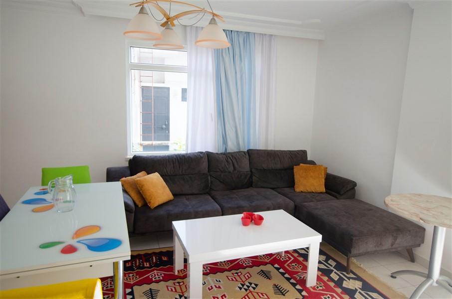 Апартаменты 1+1 в центре города Аланьи - Фото 12