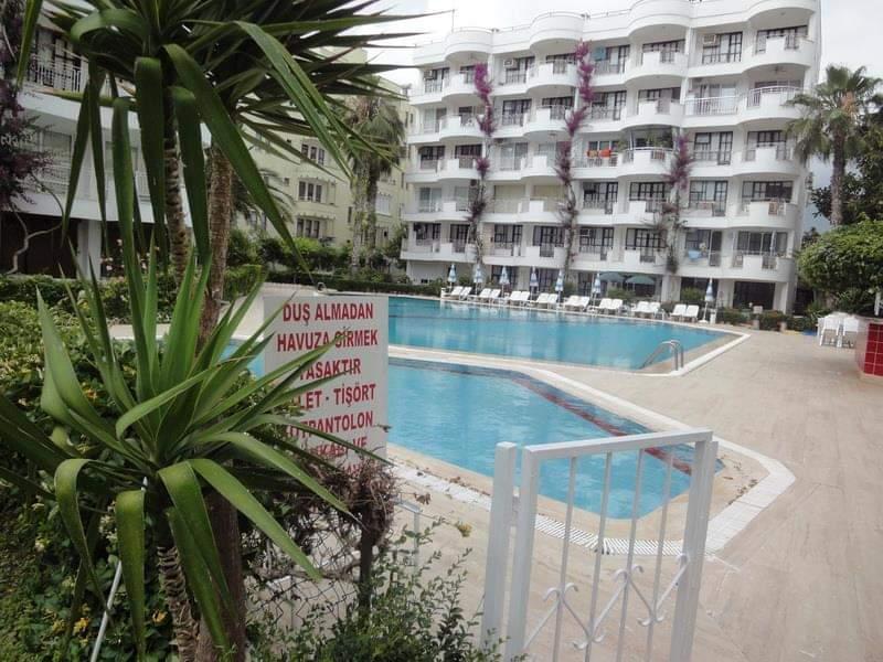 Меблированная квартира 2+1 у моря в Махмутларе - Фото 4