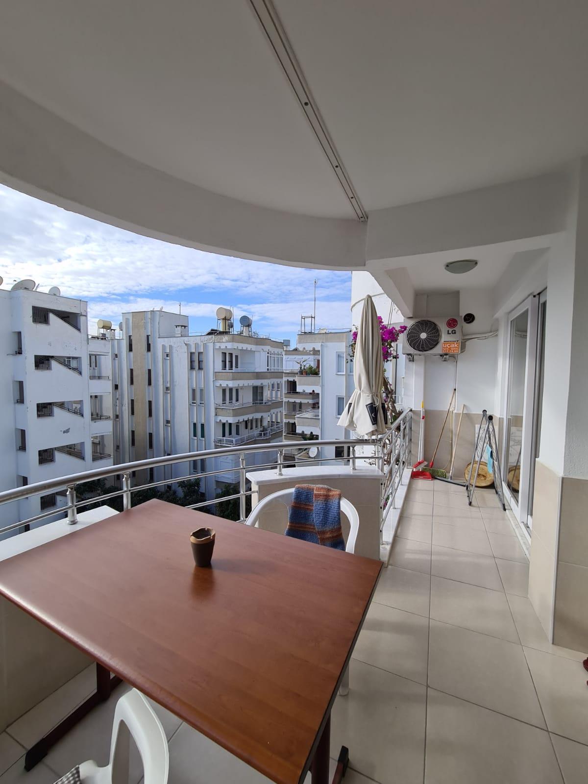Меблированная квартира 2+1 у моря в Махмутларе - Фото 10