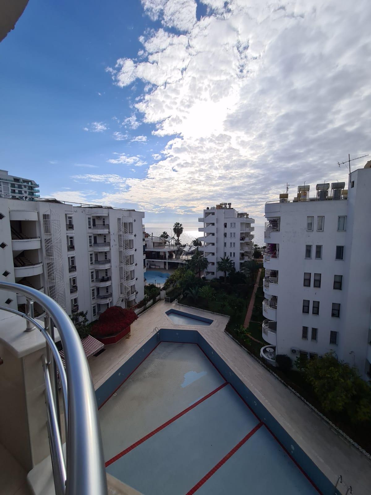 Меблированная квартира 2+1 у моря в Махмутларе - Фото 12