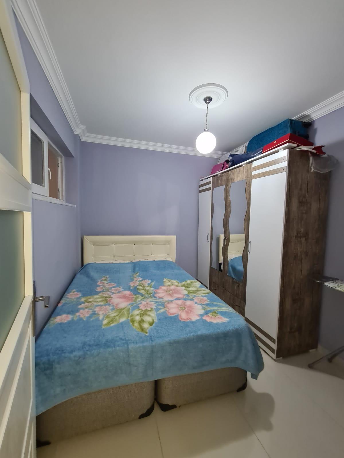 Меблированная квартира 2+1 у моря в Махмутларе - Фото 17