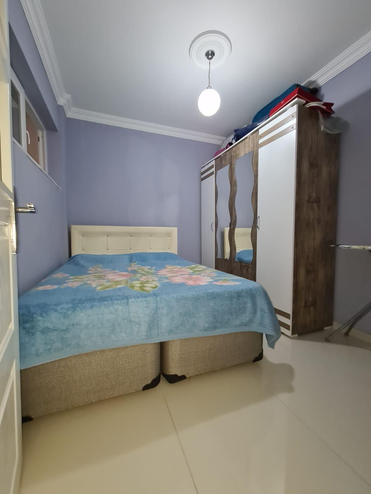 Меблированная квартира 2+1 у моря в Махмутларе - Фото 18