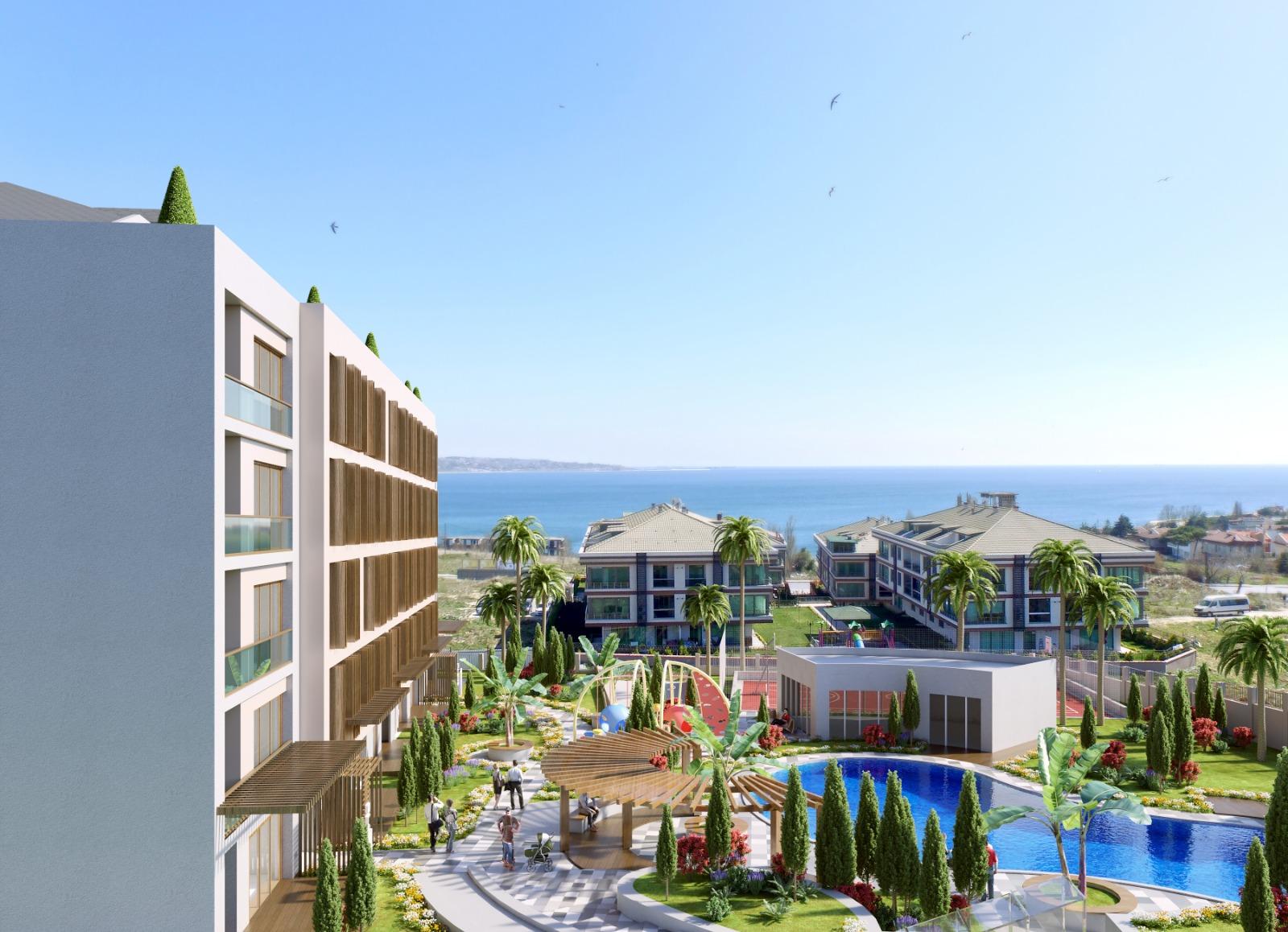 Апартаменты в новом комплексе на берегу моря - Фото 6