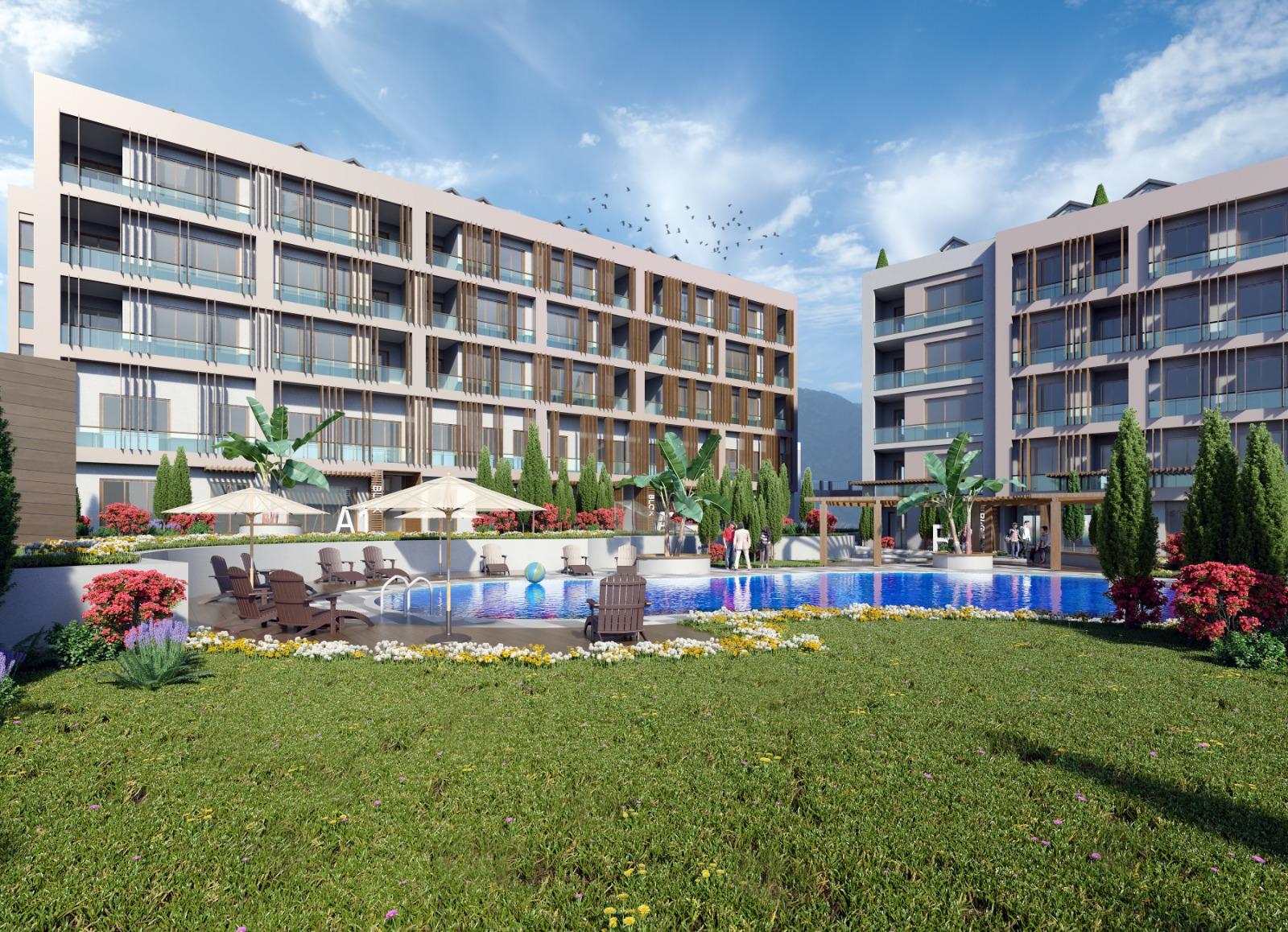 Апартаменты в новом комплексе на берегу моря - Фото 9