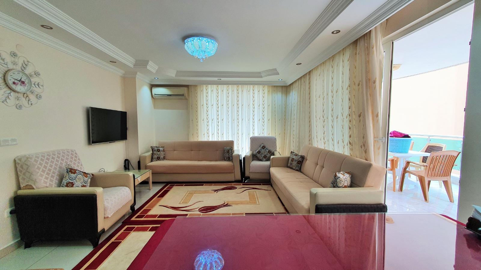 Квартира 2+1 в районе Махмутлар - Фото 23