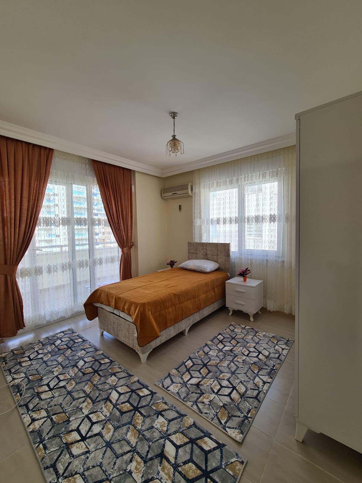 Просторная квартира 2+1 в Махмутларе - Фото 12
