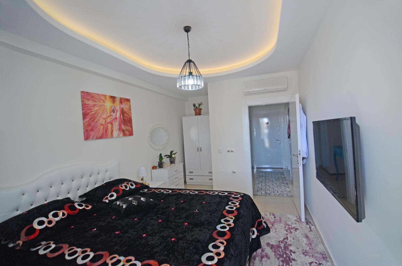 Меблированные апартаменты 1+1 в  Махмутлара - Фото 6