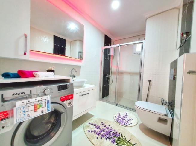 Меблированные апартаменты 1+1 в  Махмутлара - Фото 8