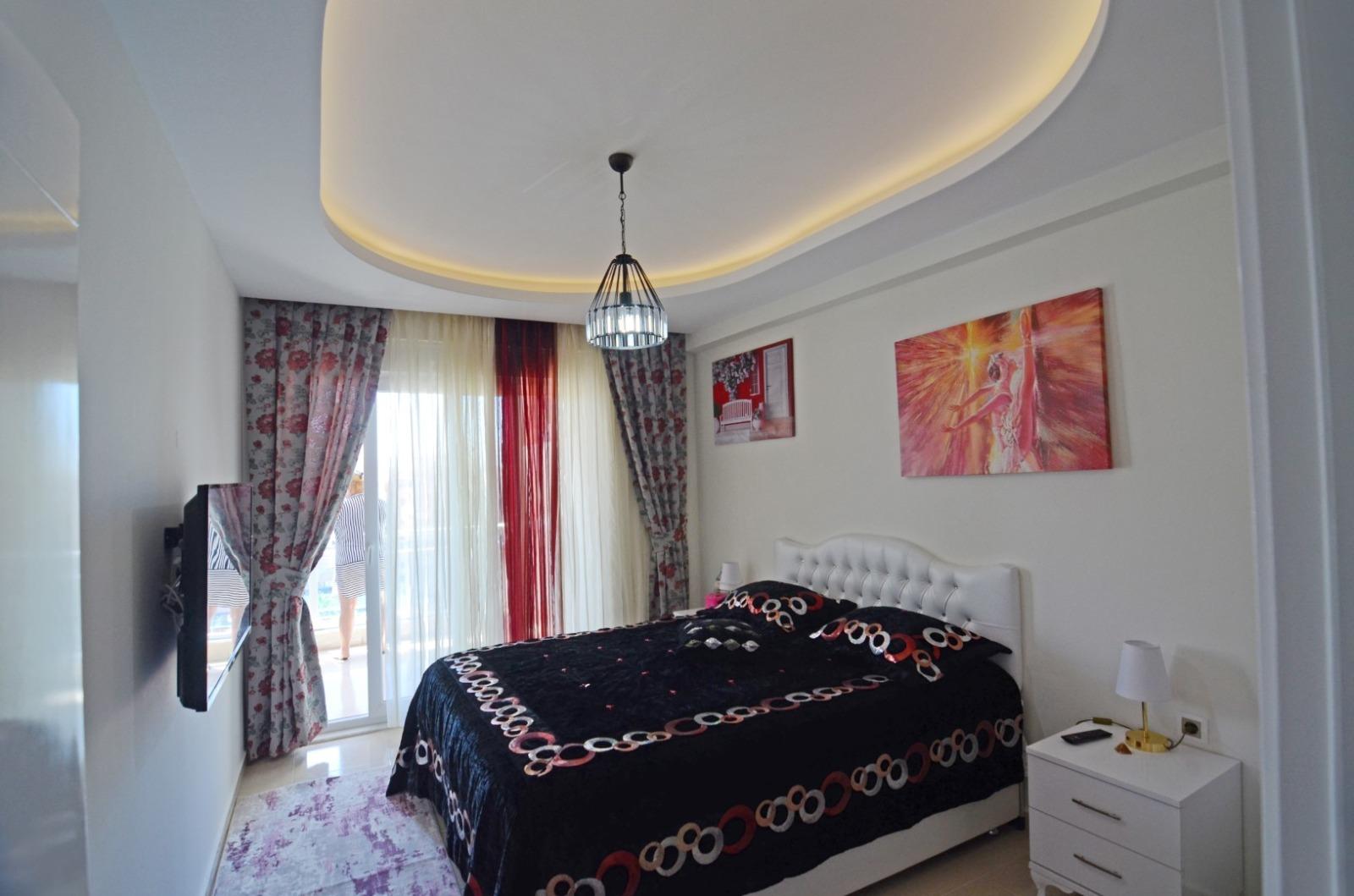 Меблированные апартаменты 1+1 в  Махмутлара - Фото 10
