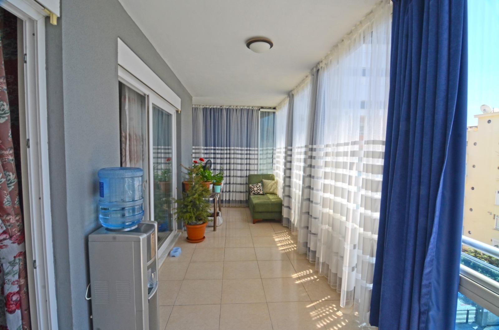 Меблированные апартаменты 1+1 в  Махмутлара - Фото 16