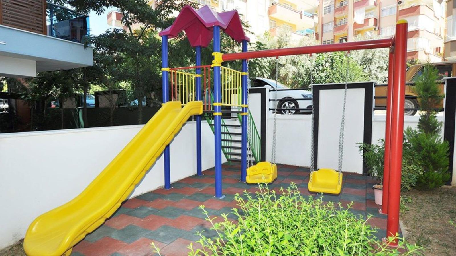 Меблированные апартаменты 1+1 в  Махмутлара - Фото 17