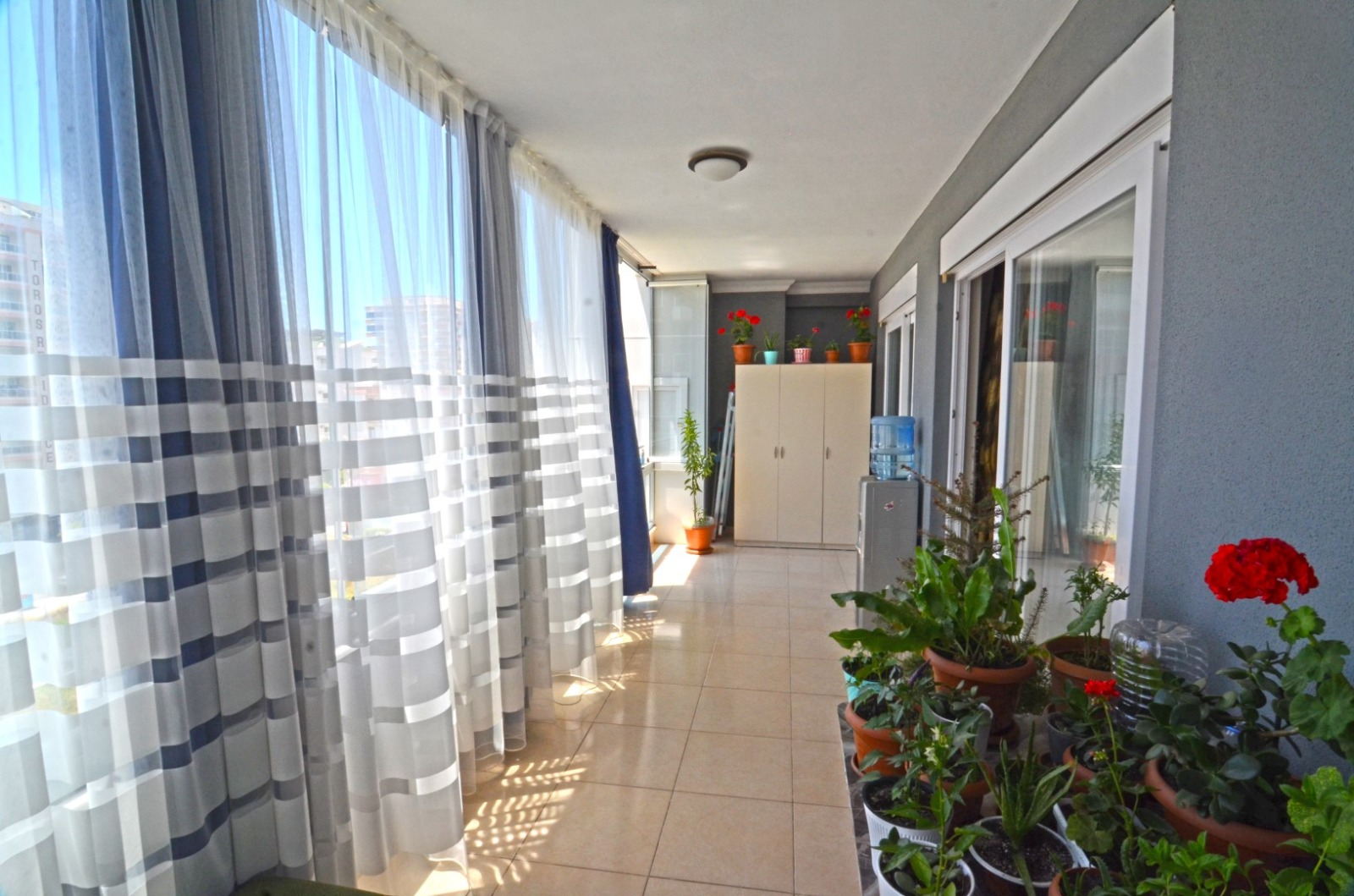 Меблированные апартаменты 1+1 в  Махмутлара - Фото 21
