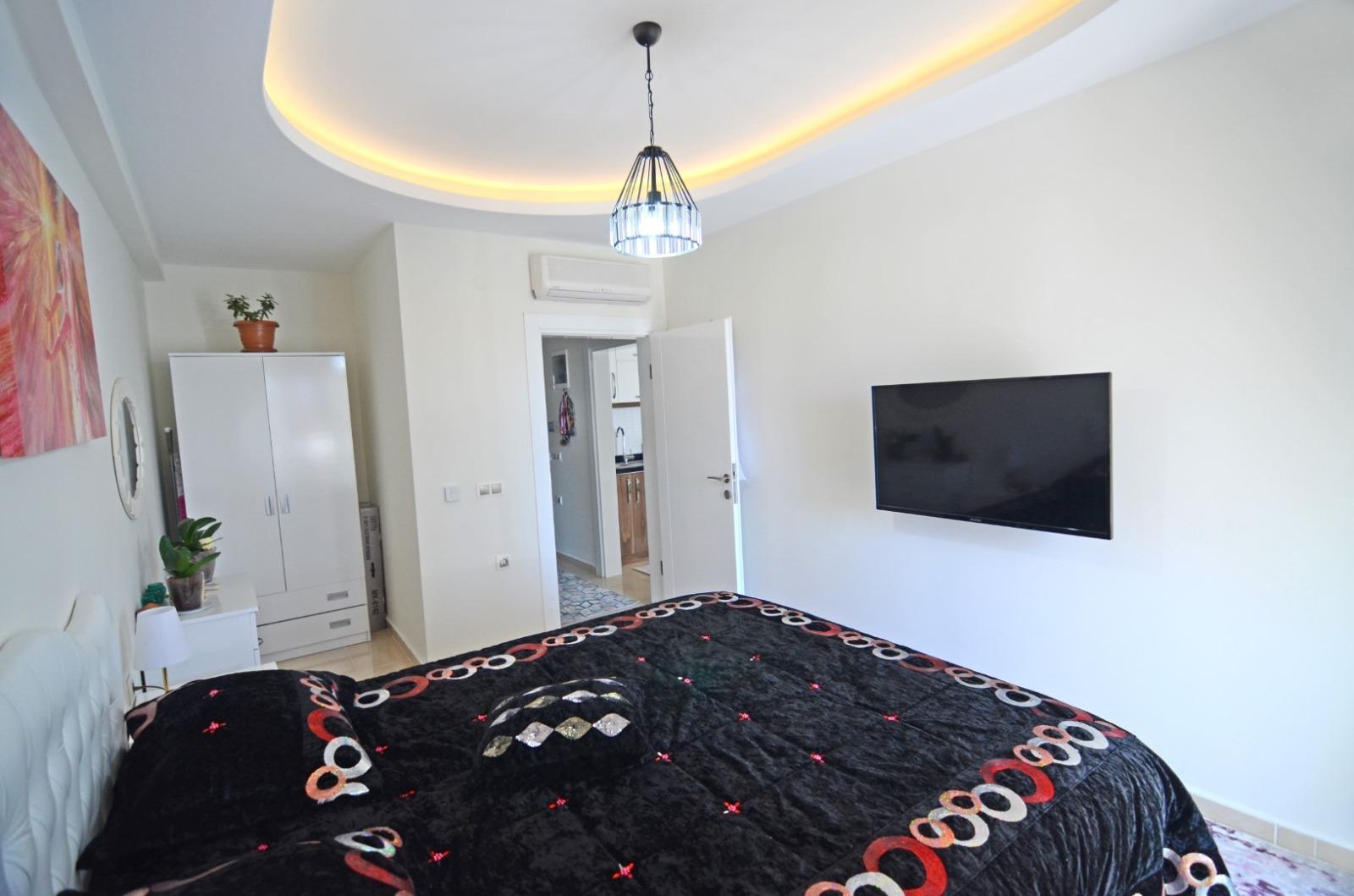Меблированные апартаменты 1+1 в  Махмутлара - Фото 3