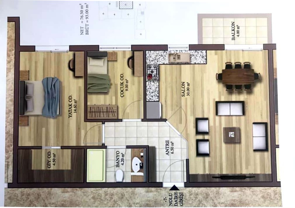 Комфортабельная недвижимость в комплексе - Фото 31